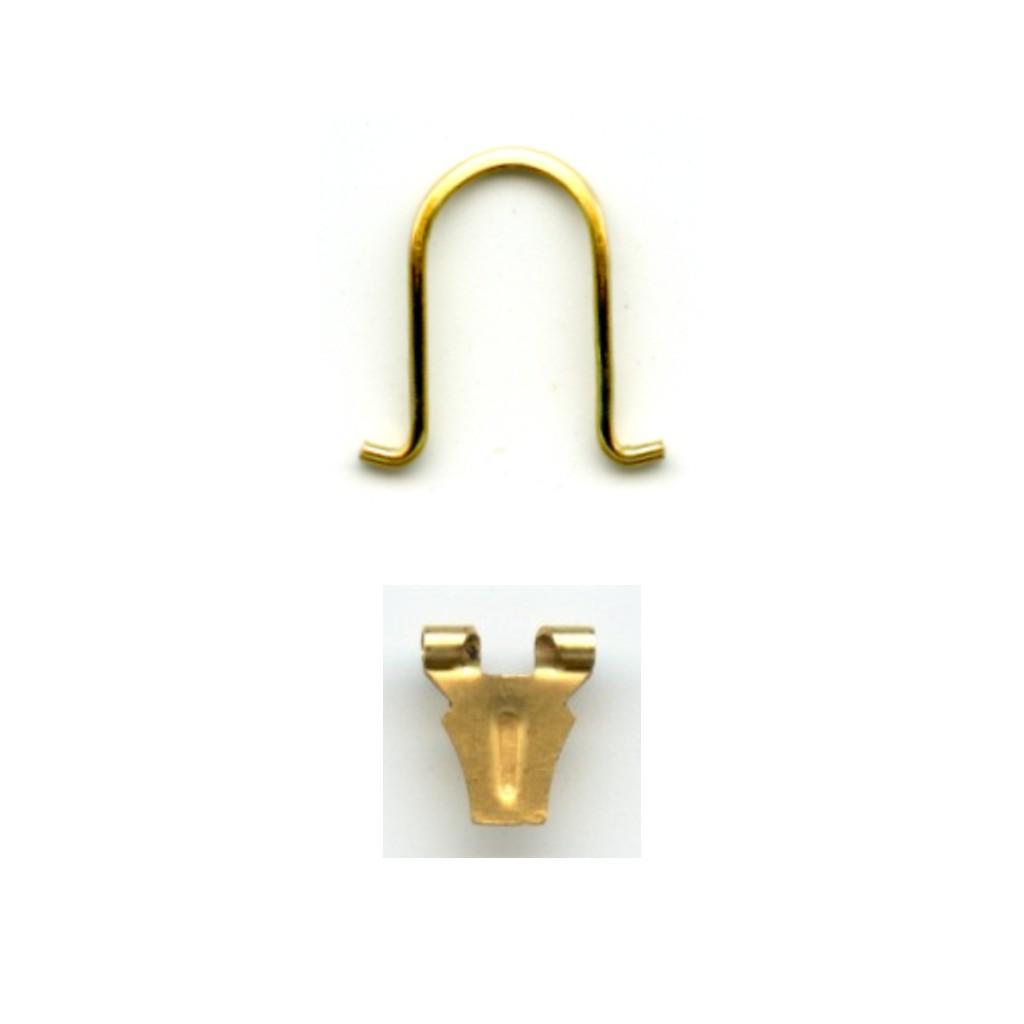 palillos oro fabricante fornituras joyeria cordoba ref. 360049