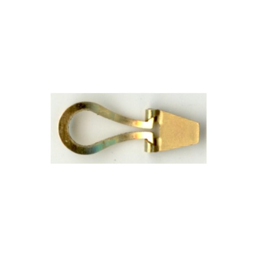palillos oro fabricante fornituras joyeria cordoba ref. 360108