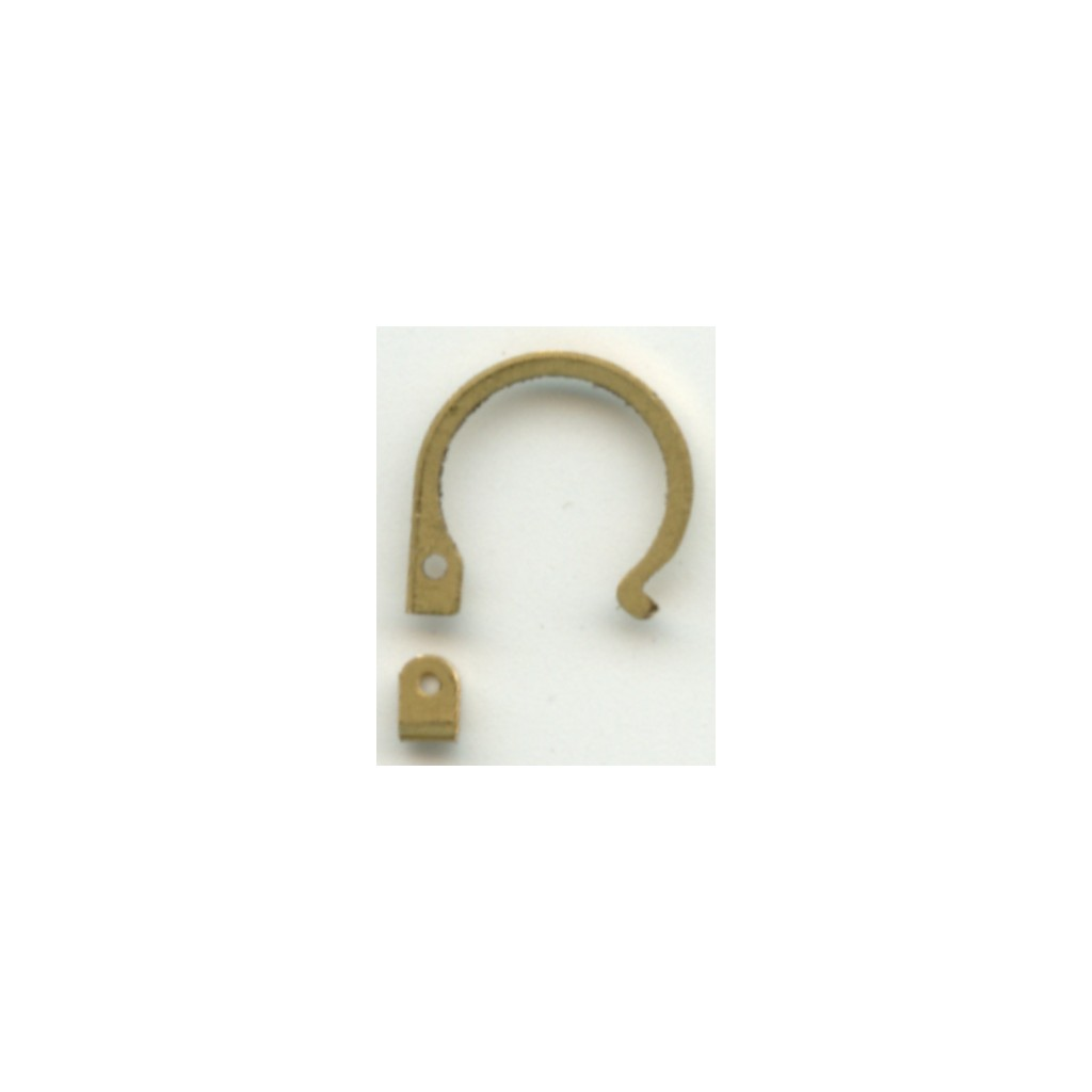 palillos oro fabricante fornituras joyeria cordoba ref. 360111