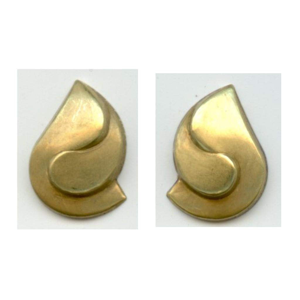 estampaciones para fornituras joyeria fabricante oro mayorista cordoba ref. 470091