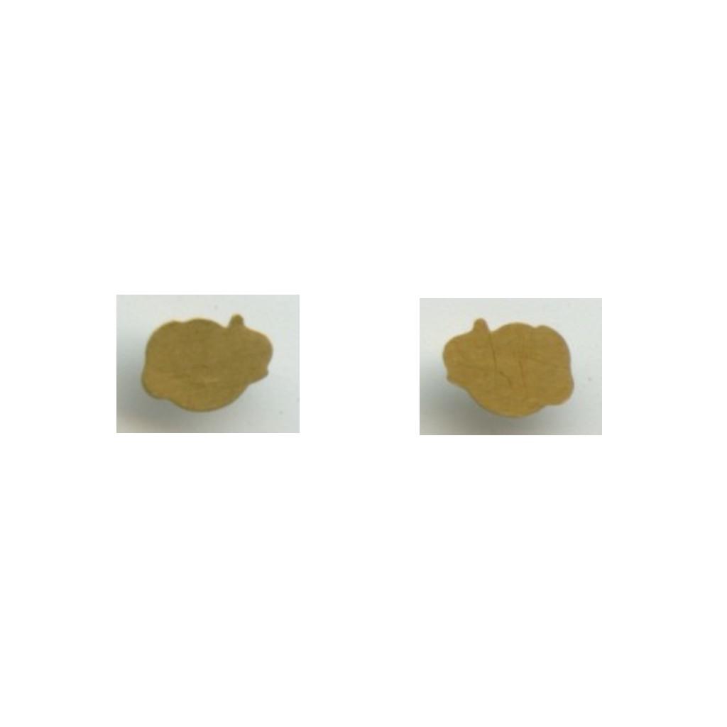 estampaciones para fornituras joyeria fabricante oro mayorista cordoba ref. 470194
