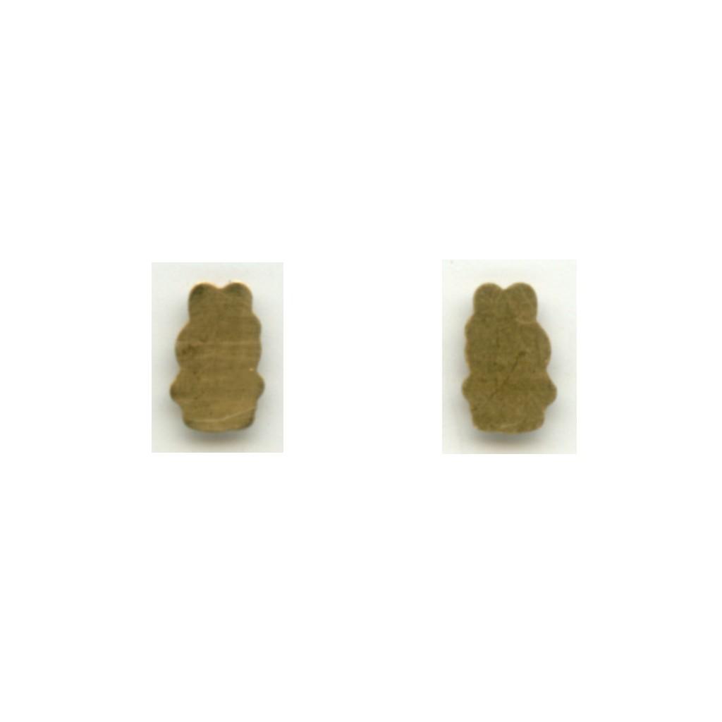 estampaciones para fornituras joyeria fabricante oro mayorista cordoba ref. 470490