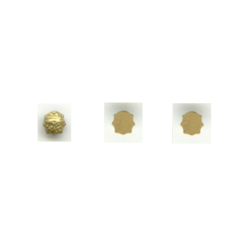 estampaciones para fornituras joyeria fabricante oro mayorista cordoba ref. 470509