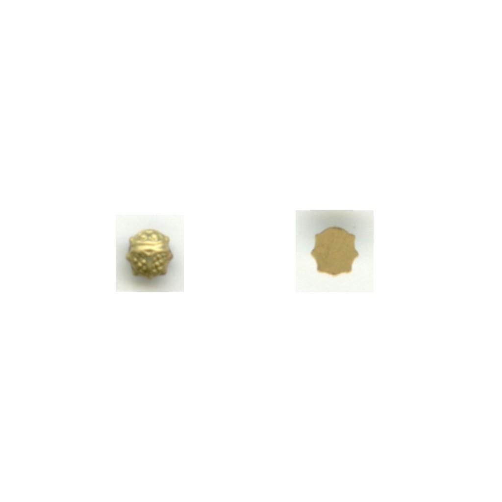 estampaciones para fornituras joyeria fabricante oro mayorista cordoba ref. 470510