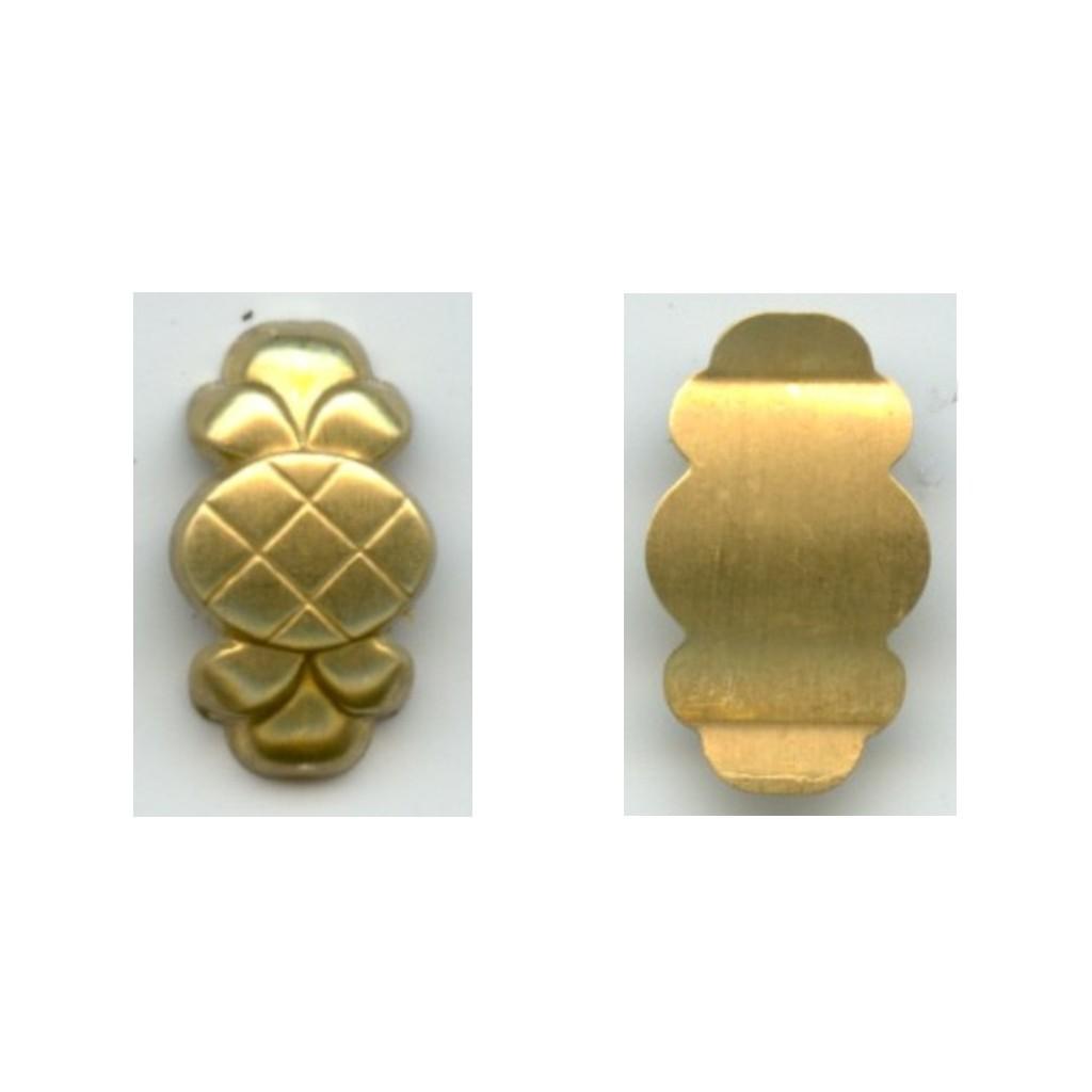 estampaciones para fornituras joyeria fabricante oro mayorista cordoba ref. 480026