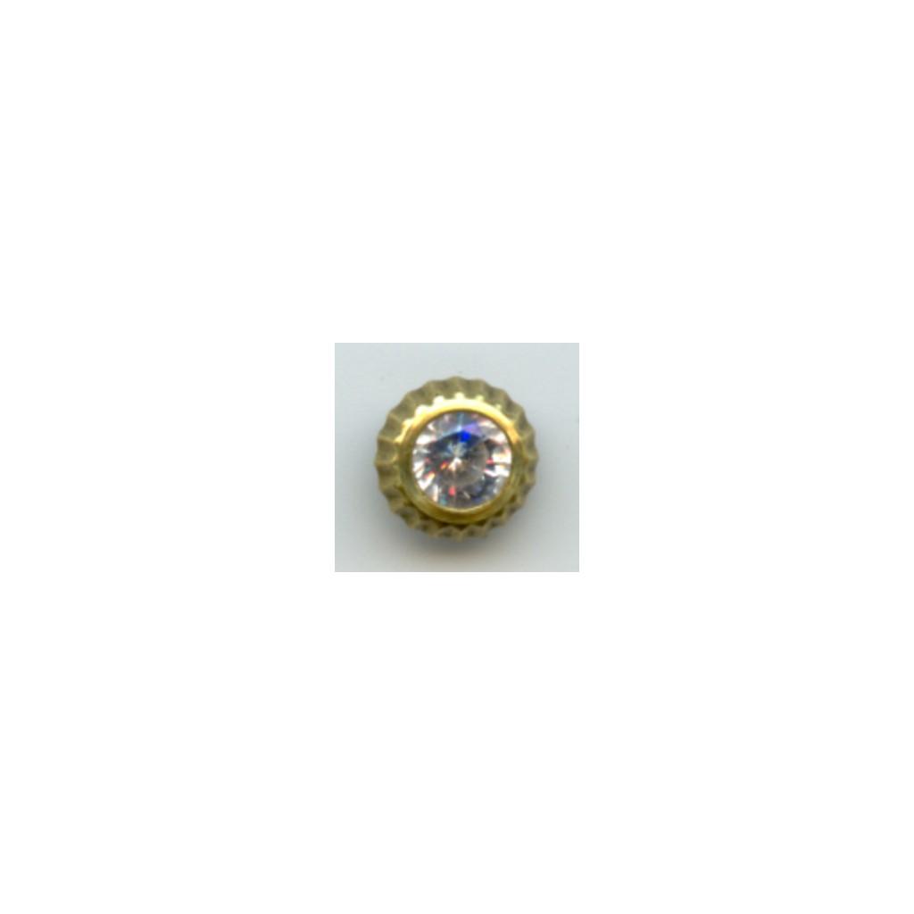 fornituras joyeria cordoba orlas oro mayorista ref. 520014
