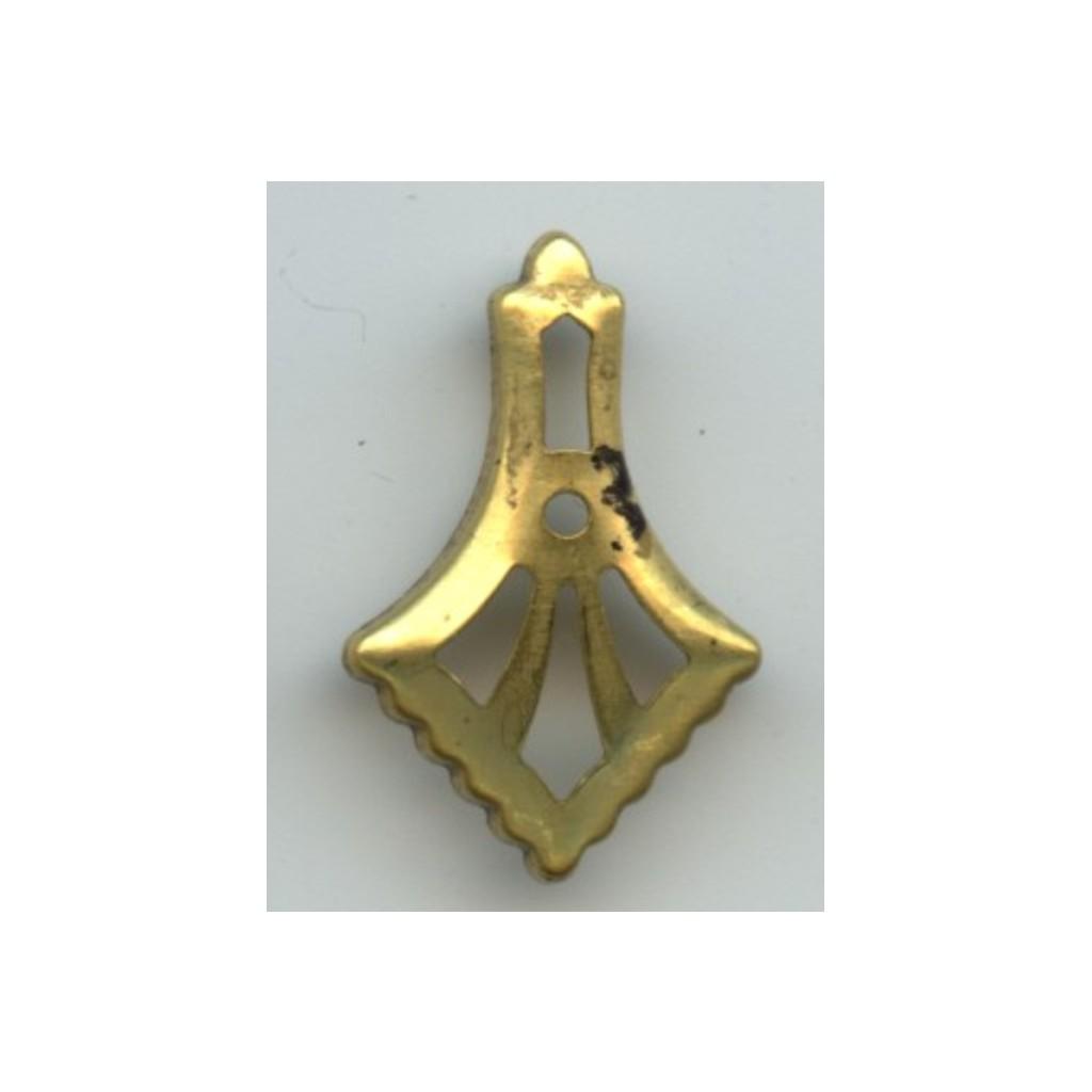 cigarrones oro fabricante fornituras joyeria cordoba ref. 670003