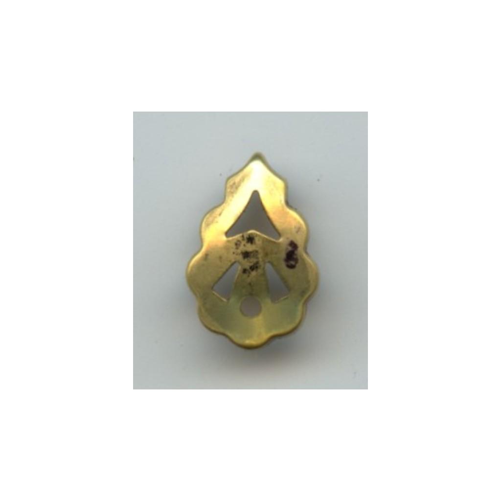 cigarrones oro fabricante fornituras joyeria cordoba ref. 670006
