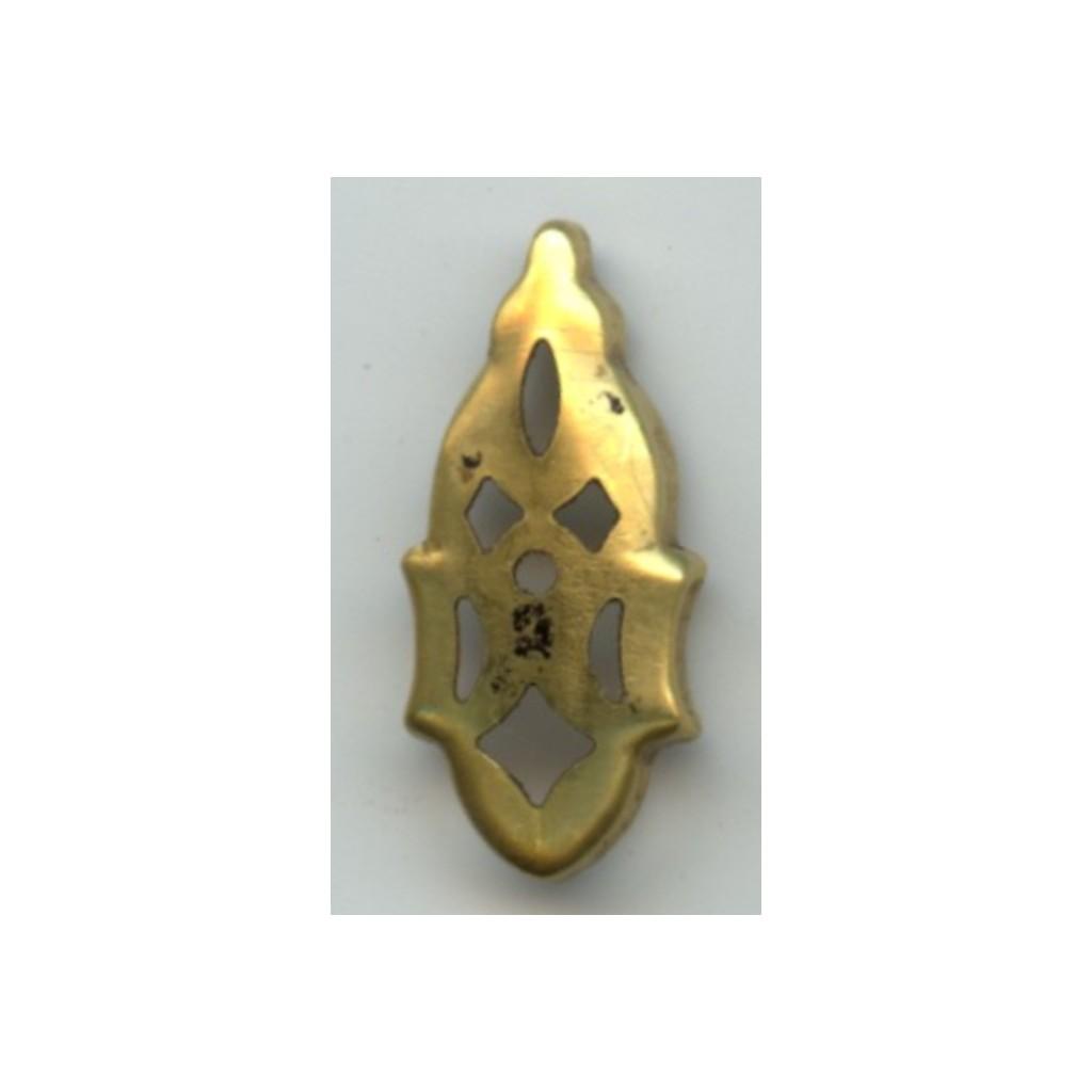 cigarrones oro fabricante fornituras joyeria cordoba ref. 670008