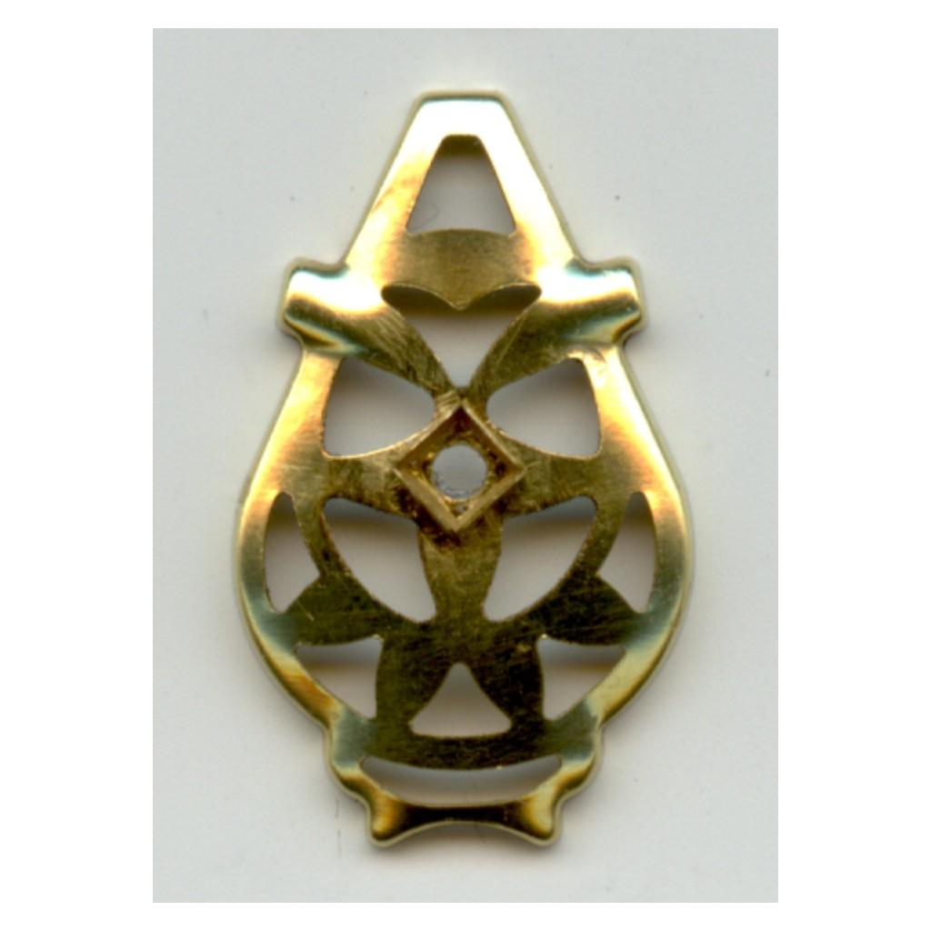 cigarrones oro fabricante fornituras joyeria cordoba ref. 670031