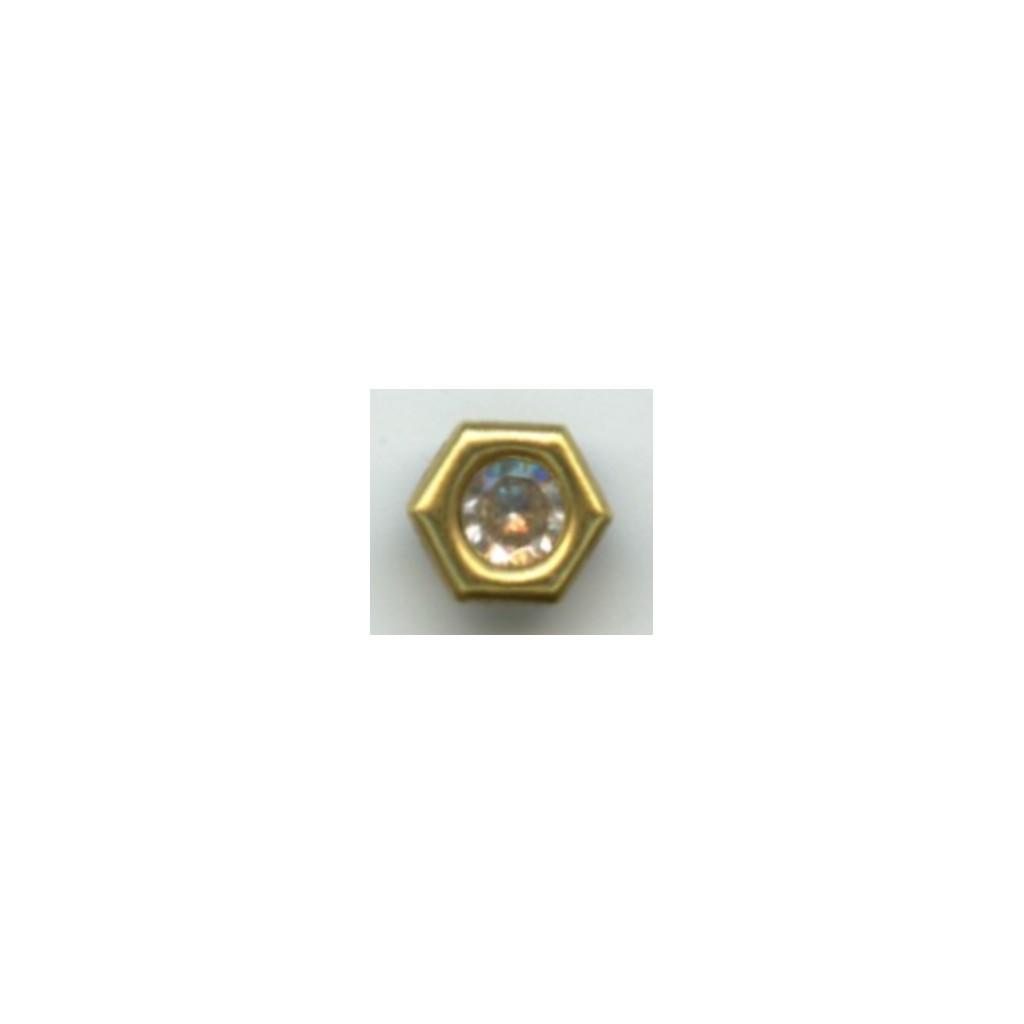 fornituras joyeria cordoba orlas oro mayorista ref. 710011