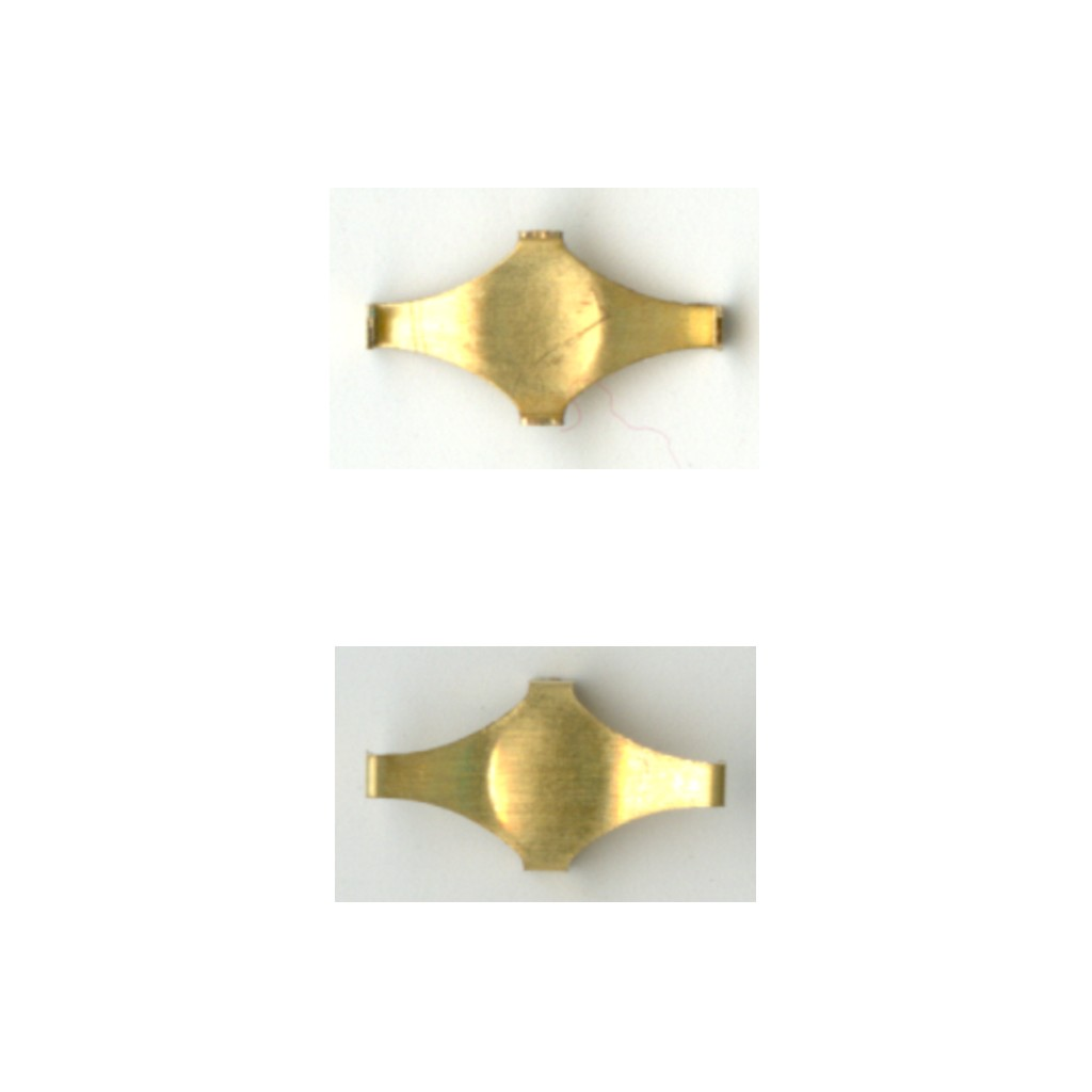 fornituras joyeria cordoba orlas oro mayorista ref. 740025