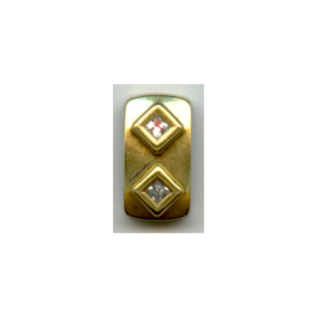 fornituras joyeria cordoba orlas oro mayorista ref. 750147